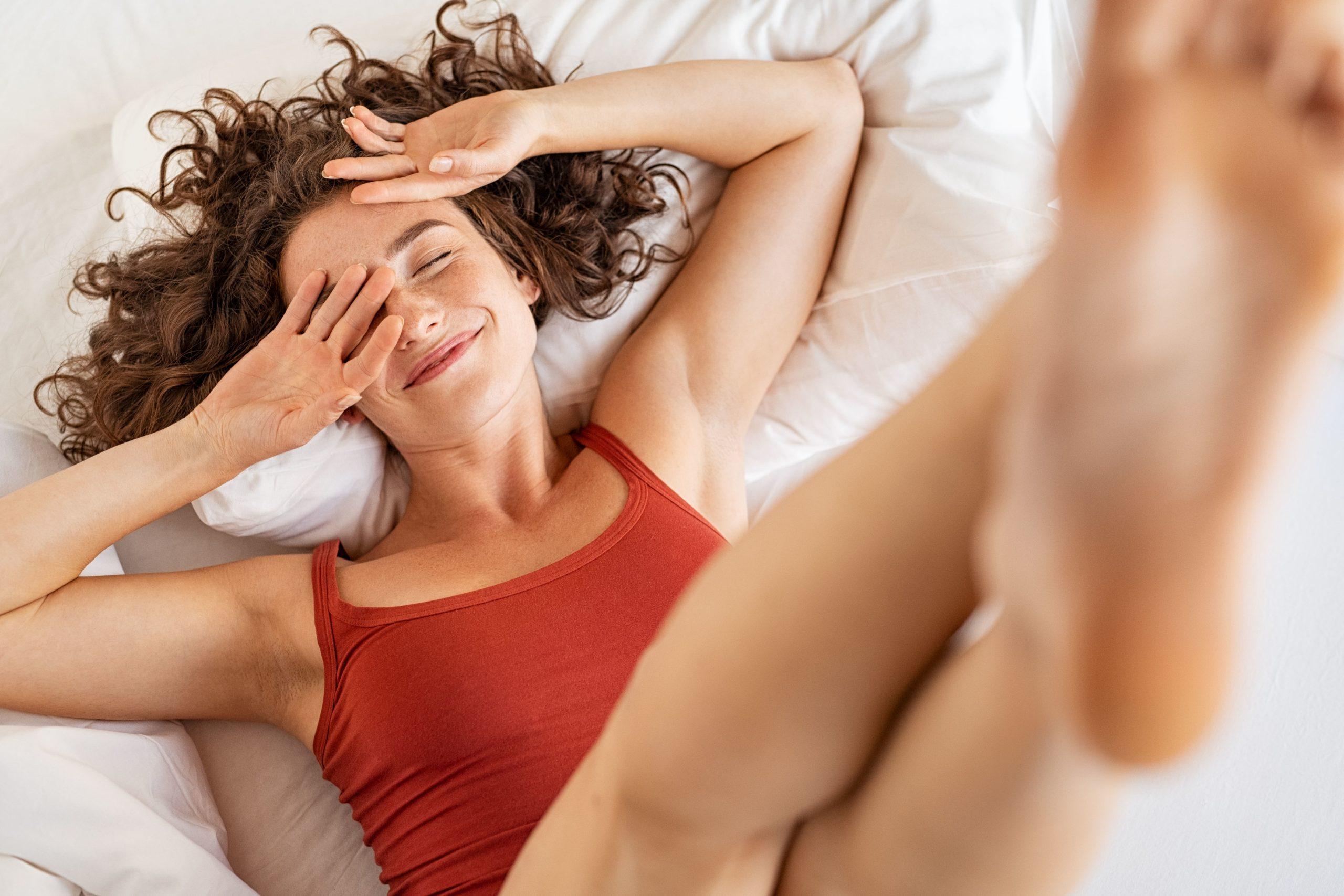 Schlafqualität und Energielevel